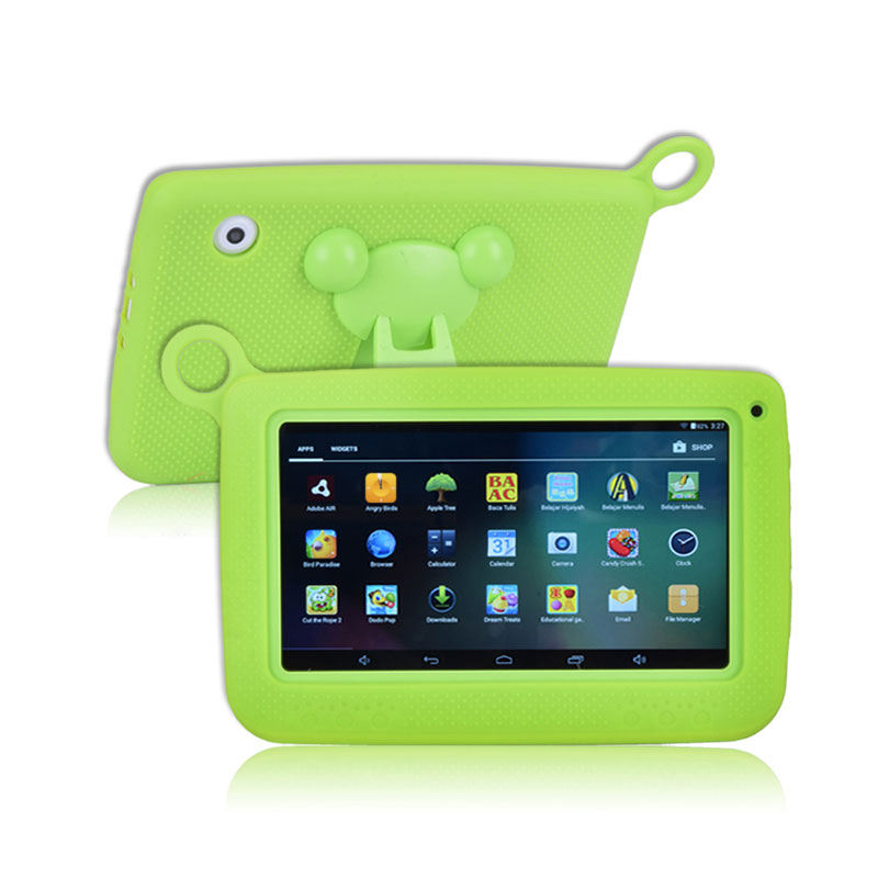 Oem Goedkope 7 Inch Quad Core Kids Tablet Pc 7 ''A33 Goedkope Android Kinderen Tablet Voor Kinderen Q758