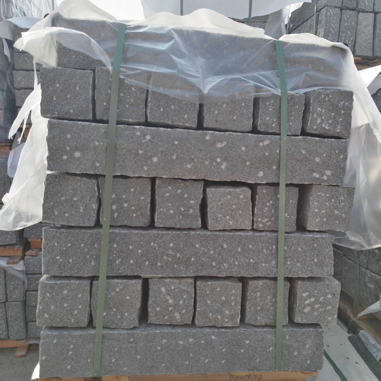 Good Price Factory Direct small G654 grey granite curbstone