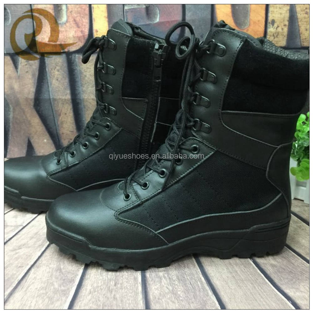 Factory price good quality military army tactical boots
