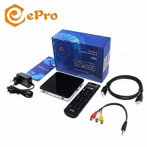 TVIP 605 S905X 1G S905X 8G Linux tv box Amlogic caixa de streaming de media player Android Apoio CAIXA Protal TVIP605