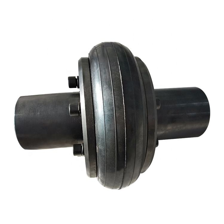 high quality Rubber Shaft Tyre flexible Coupling For mechanical equipment