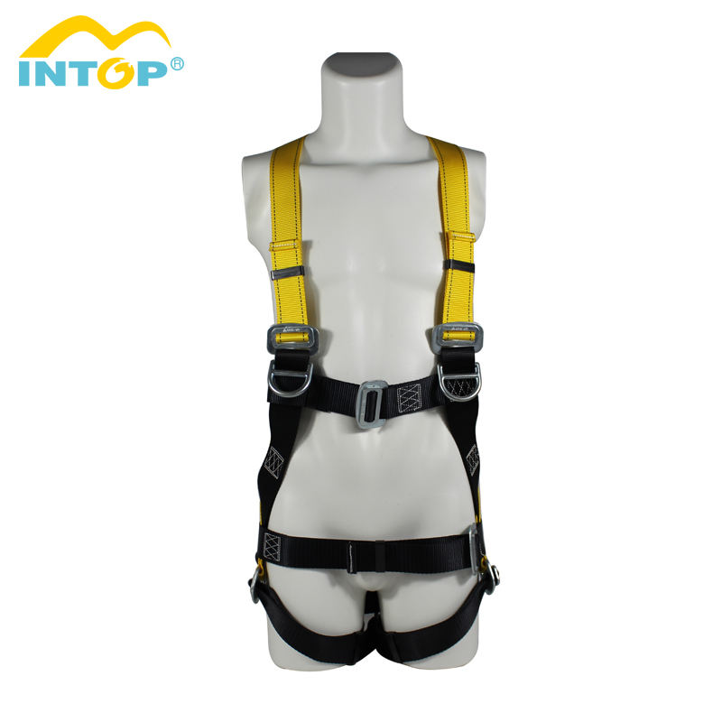 High quality EN 361 or ANSI quality standard full body safety harness