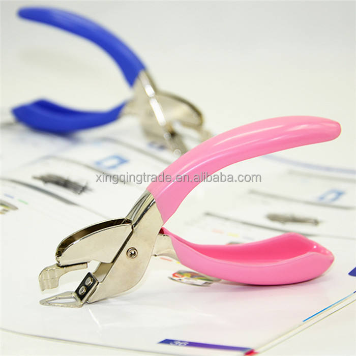 Handheld Staple Remover Office Staple Remover Color sent randomly