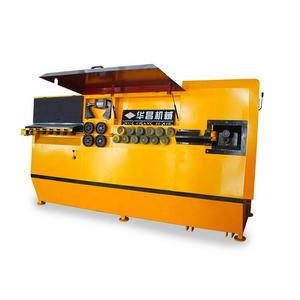 3D 4-12mm CNC automatic steel wire bender/iron rebar/bar stirrup bending machine for construction