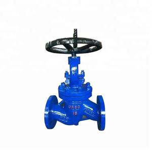 10 inch Bolted Bonnet Globe Valve With Cast Steel