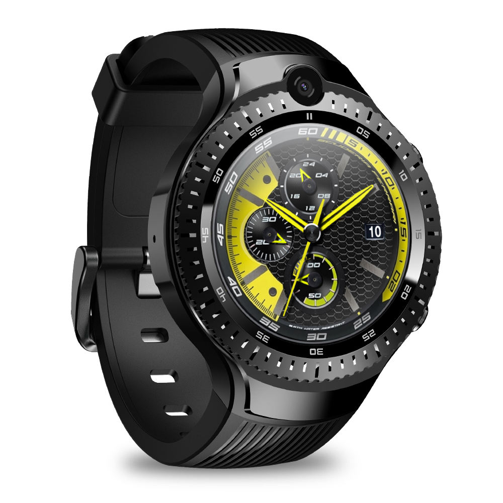 2019 Newest 4G smartwatch Zeblaze THOR 4 Dual 1GB + 16GB Memory Dual Camera GPS Android Smart Watch Men