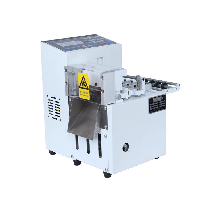 All-digital intelligent pvc tube cutting sleeving tube cutting machine plastic tube heat shrink sleeving cutting machine