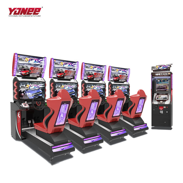Yonee Car racing game machine maximum tune wangan midnight arcade game machine midnight maximum tune 5 game machine