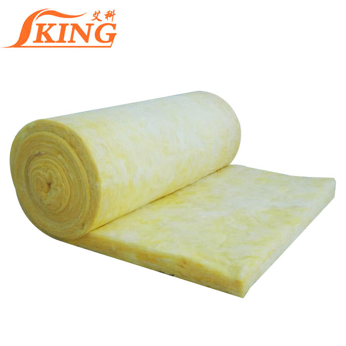 Glass Wool Factory Price France Fireproof Thermal Glass Wool Competitive Price 50mm Laine De Verre