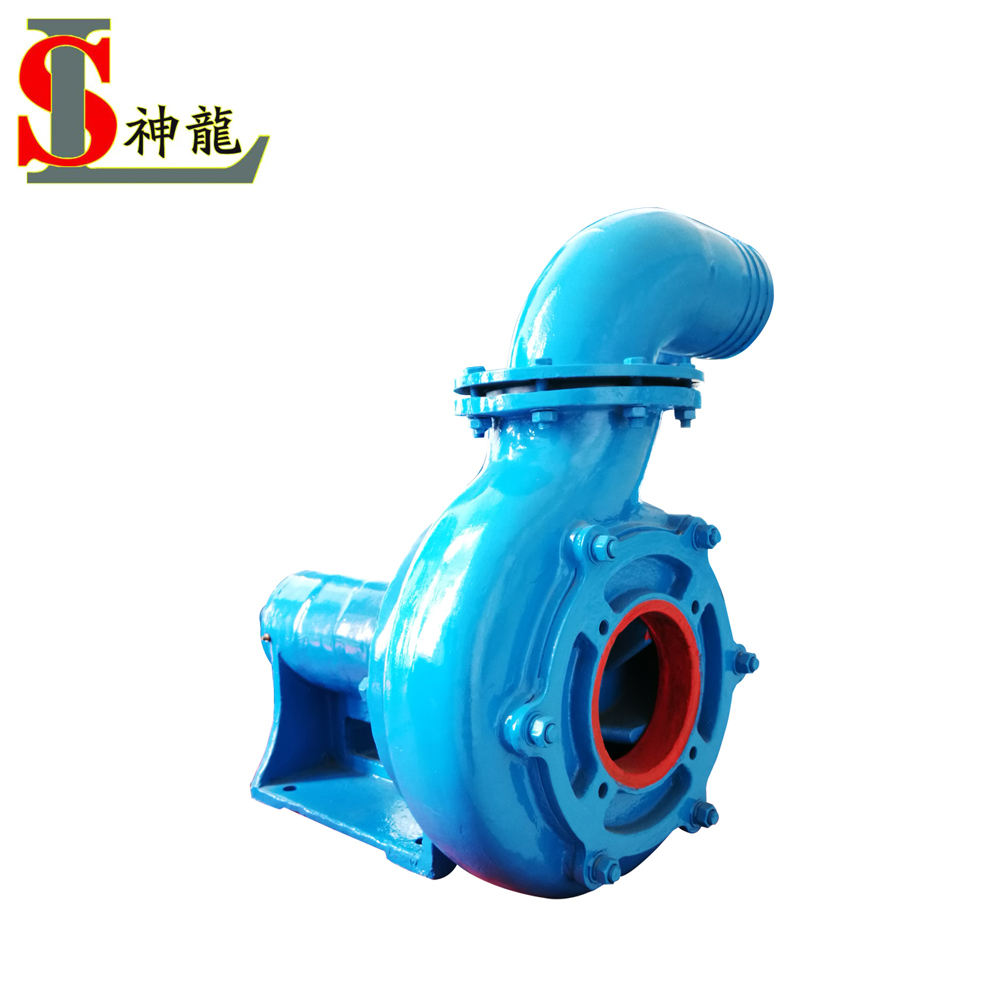 diesel small river sand pumping machine