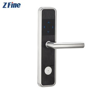 Stainless Steel RFID Digital Electric Hotel NFC Smart Door Lock