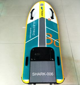 Kedean electric surfboard double motors wireless remote control rescue splashing new power surfboard