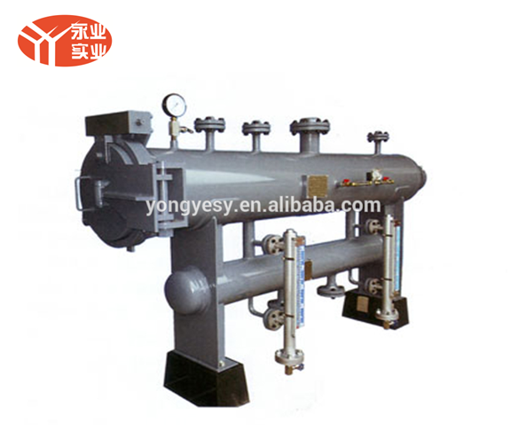 Oil and Gas Liquid Filter Separator for Wellhead Testing