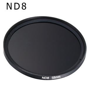 variabel nd filter , 49 mm , 52 mm , 55 mm , 58 mm , 62 mm , 67 mm , 72 mm , 77 mm , 82 mm , 86 mm
