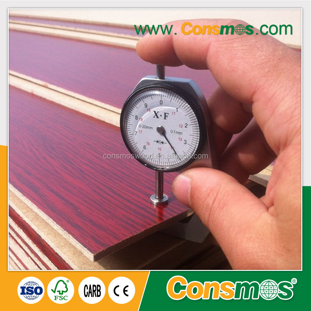 world best selling products 1224*2440mm Melamine MDF