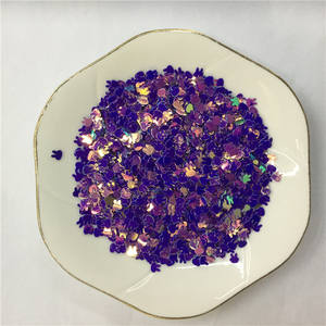 Commercio all'ingrosso di massa di colore spangle paillettes eco-friendly scintillio di paillettes per la decorazione