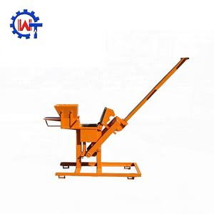 Factory direct manual block making machine brick interlocking bricks with high quality