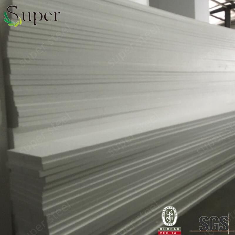 Top China fabricação de alimentação eps placa de espuma de alta densidade branco