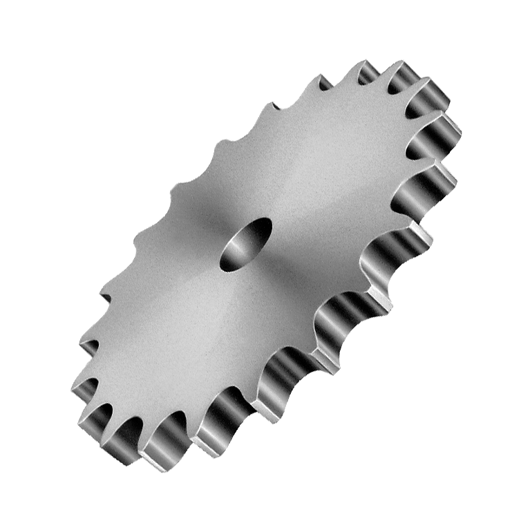Roller Chain Sprocket pinion gear set wheel roller stainless drive conveyor custom metric wheel duplex double Chain Sprockets