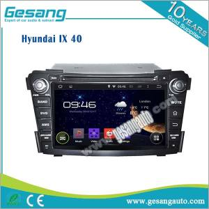 Gesang autoradio android 6.0 auto dvd-player für Hyundai I40 auto multimedia radio navigation dvd mit bluetooth 3g wifi