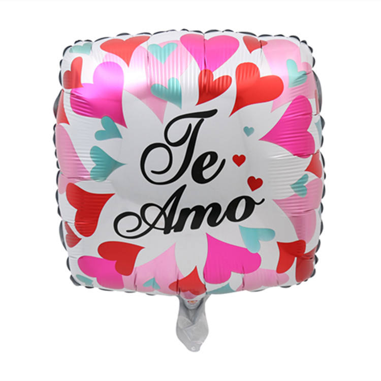 Spanish Happy Birthday Foil Balloons Supplier Birthday Party Decoration