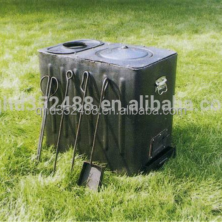 2 Person Army Coal Fuel Heating Furnace