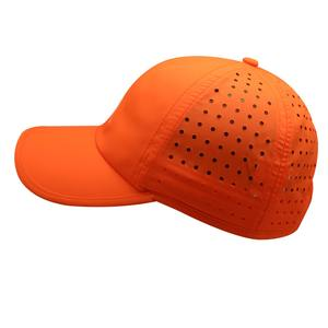 OEM outdoor blank running cap for sublimation