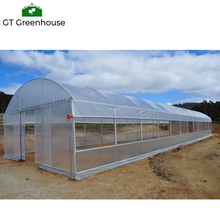 Hot Sale Used Prefabricated Nursery Greenhouse Tunnels