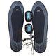 Eva [ Battery Heated Shoe Insoles Heater ] Battery Heated Insoles Battery Heated Shoe Insoles Electric Feet Heater Boot Sock Snow Foot Warmer