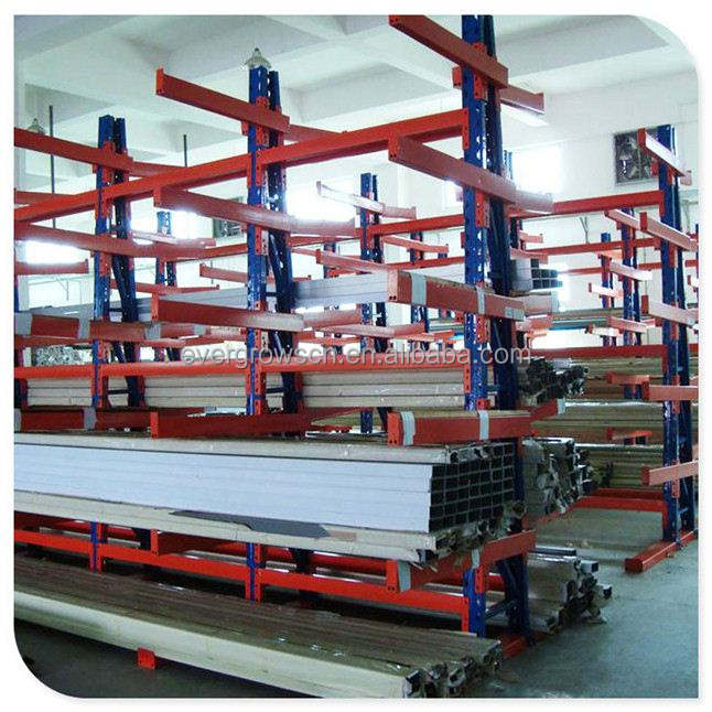 China Good Solid Cantilever Rack