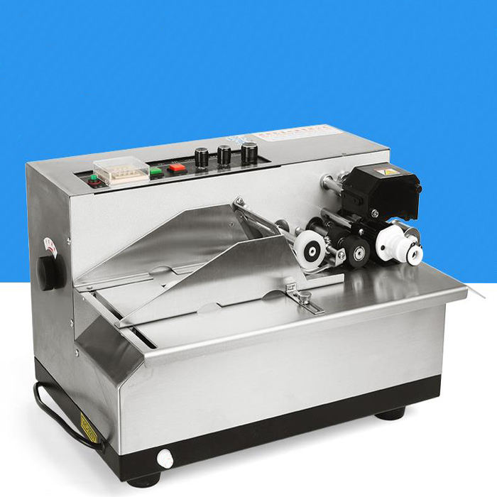 Automatische Inkt Datum Coder Inkt Markering Machine Spray Inkjet Codering Machine <span class=keywords><strong>Printer</strong></span>
