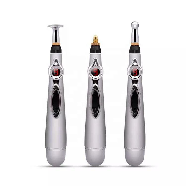 Wholesale Price Electronic Infrared Back/Knee Pain Relief Meridian Energy Pen Acupuncture Therapy Device