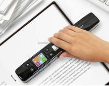 Factory ocr handheld a4 portable document scanner