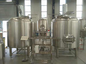 Brewery Fermenting Equipment Processing and New Condition mini beer brewing equipment