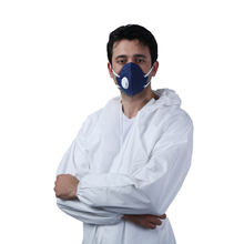 Paint Spraying Overspray Resistant Disposable Protective Clothing
