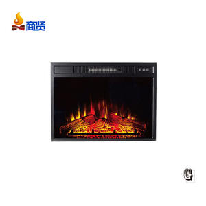 chimney fireplace 120v adjustable flame fireplace insert