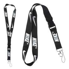 IN STOCK microsoft lanyard keychain card holder custom engraved id card logo neck lanyard