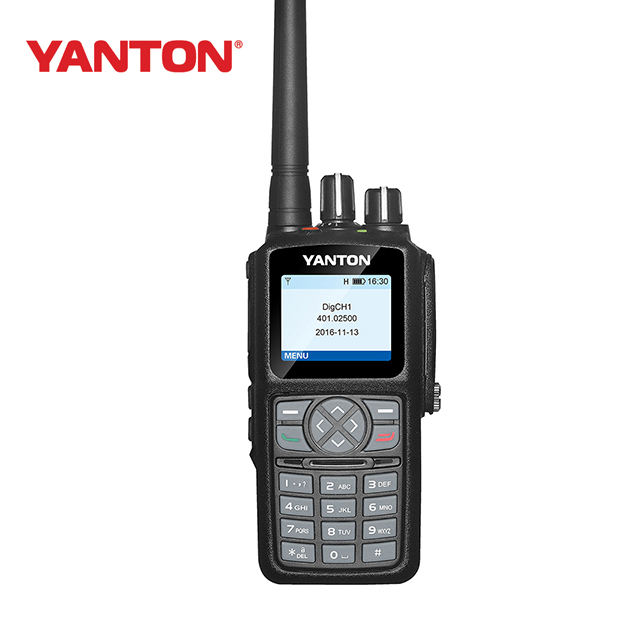 New arrival!! 디지털 5 km 긴 range fm transmitter 두 way radio DM-980 DMR digital radio