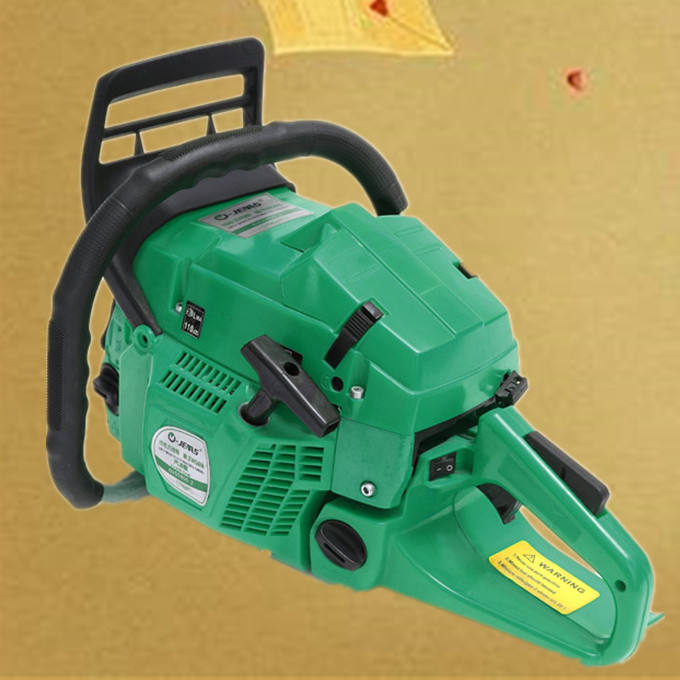 Gasoline type 65cc wood cutting saw machine price for sale