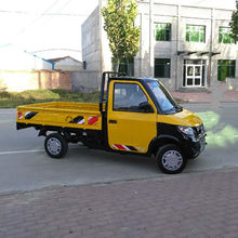 4 Wheeler Electric Vehicle Electric Pickup 4X2 Pickup Trucks For Sale