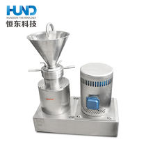 food grade sanitary peanut butter colloid miller/chilli grinding machine
