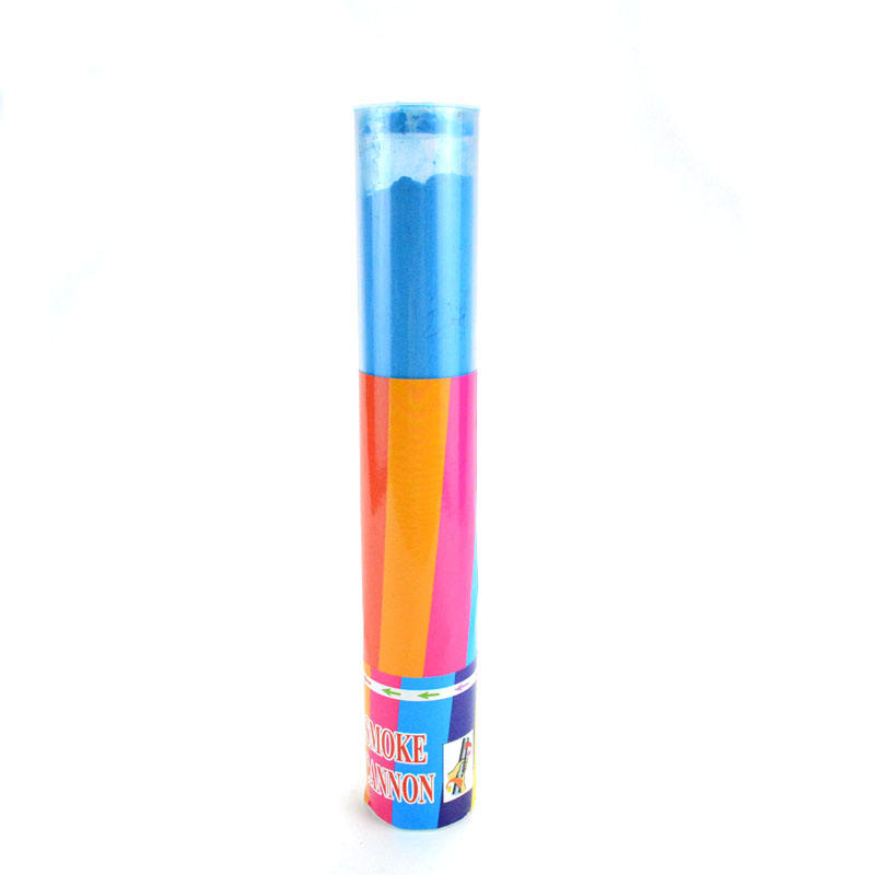 Blue Holi Powder Festival No firework Confetti Shooter for Party