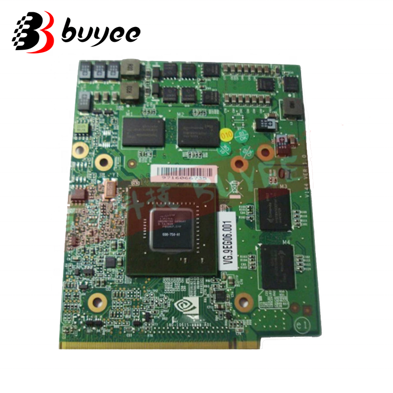 9700MGT G96-750-A1 DDR3 512M Graphic Card For ACER 8930G Display Card Video Card