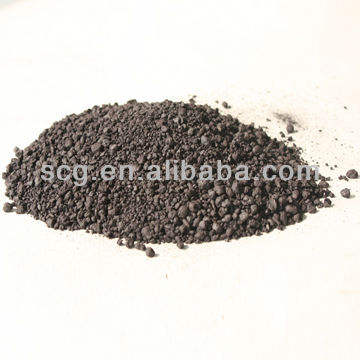 Plastic magnetic rubber powder for magnet strip