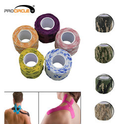 ProCircle Cotton Elastic Kinesiology Therapeutic Tape Athletic Tape