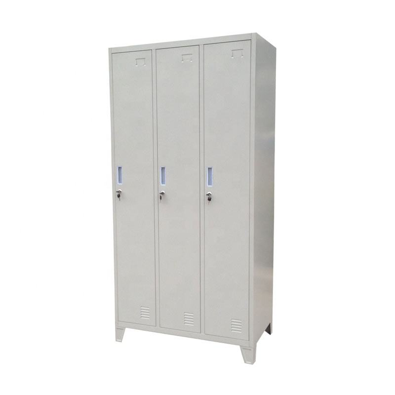 hotel wardrobe designs knocked down 3 door steel cabinets gym locker
