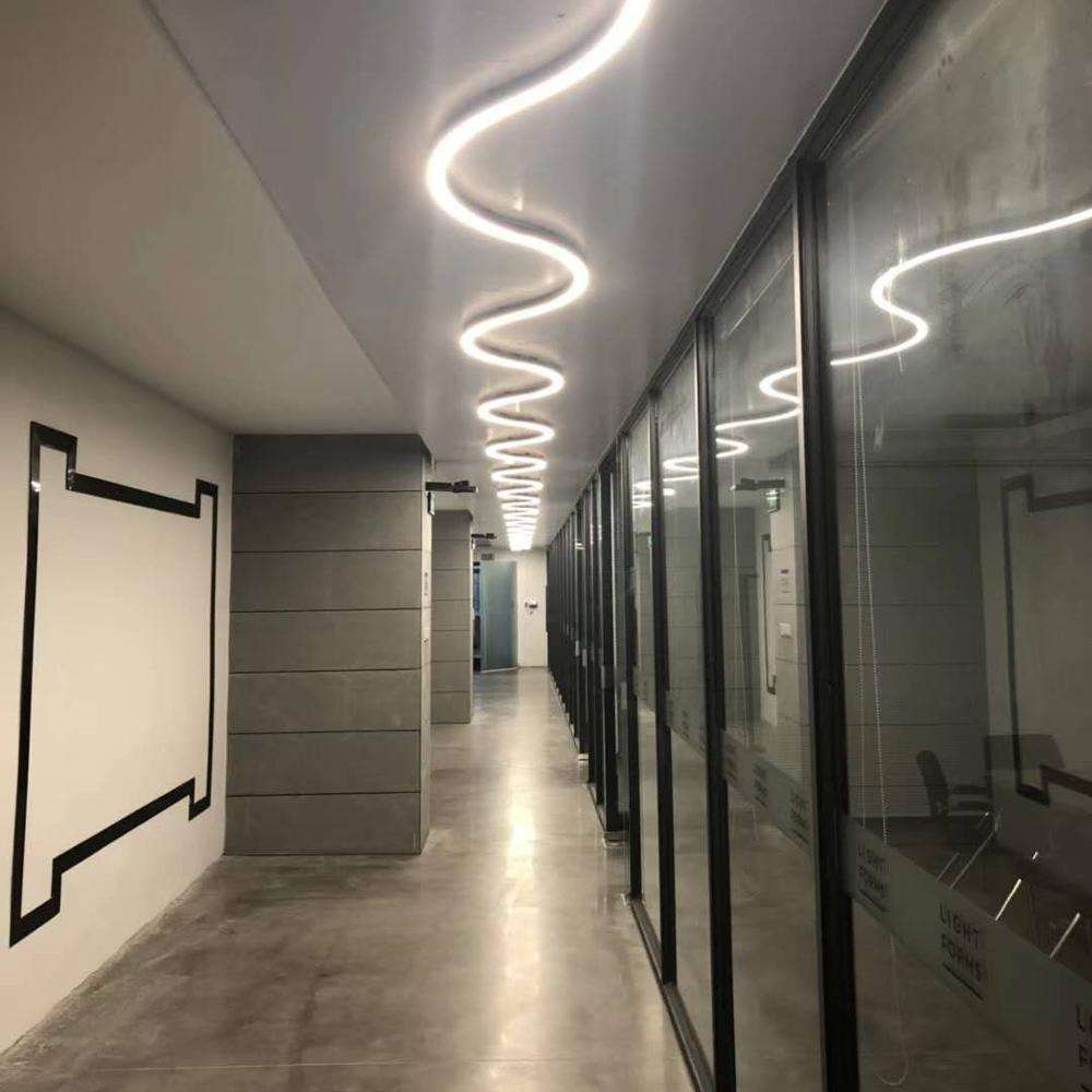 Bendable Aluminium Profile Strip Led Profiles Strips Lights