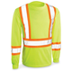 HI-VIS LONG SLEEVE T-SHIRTS