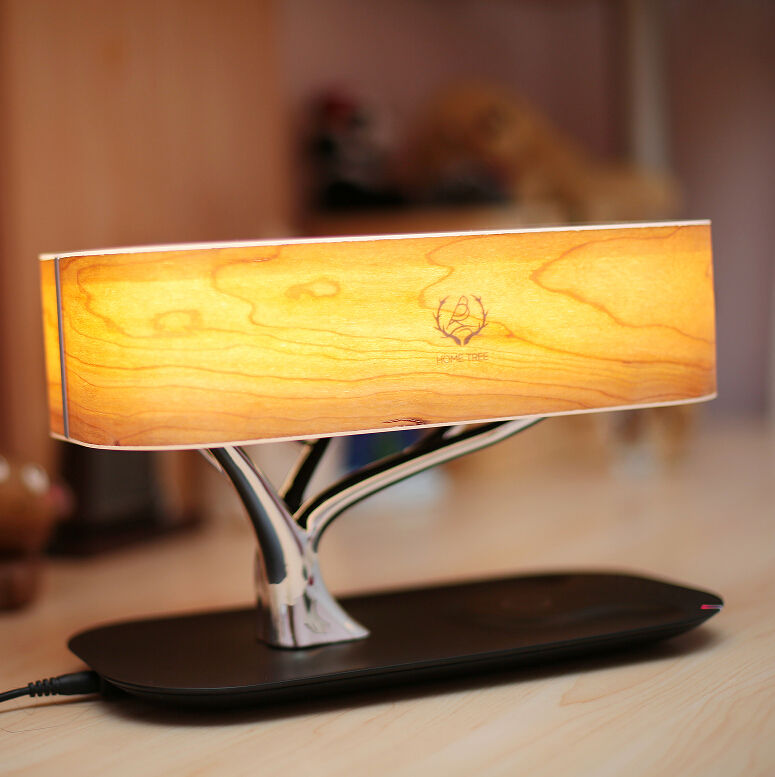 MESUN Night light cool led table lamp for sleeping