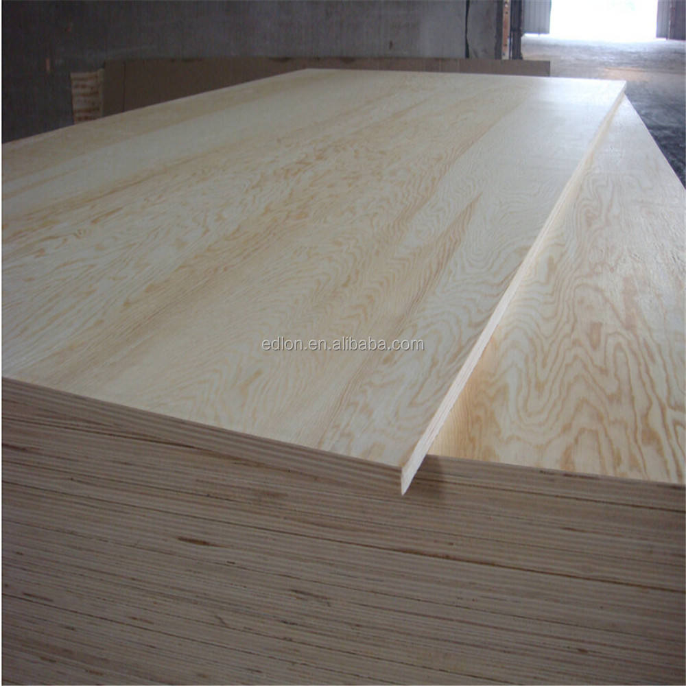 Edlon Wood Products spruce radiata pine 18mm construction Playwood sheet suppliers price